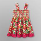 Infant & Toddler Girl's Smocked Sundress - Floral