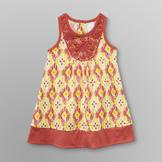 WonderKids Infant & Toddler Girl's Crochet Neck Sundress at mygofer.com