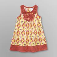 WonderKids Infant & Toddler Girl's Crochet Neck Sundress at Kmart.com