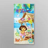 Nickelodeon Dora the Explorer Beach Towel at Kmart.com