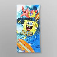 Nickelodeon SpongeBob SquarePants Beach Towel at Kmart.com