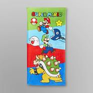 Super Mario Brothers Super Mario Kart Beach Towel at Kmart.com