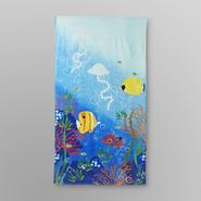 Essential Home Beach Towel - Fish at Kmart.com