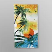 Essential Home Beach Towel - Palm Tree at Kmart.com