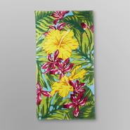 Essential Home Beach Towel - Hibiscus at Kmart.com