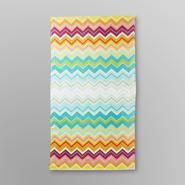 Essential Home Beach Towel - Geometric at Kmart.com
