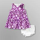 Small Wonders Infant Girl's Dress - Tropical Floral at mygofer.com