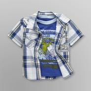 Route 66 Infant & Toddler Boy's Shirt Set - Surfer at Kmart.com