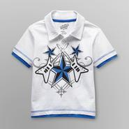 NSS Toddler Boy's Polo Shirt - Guitars at Kmart.com