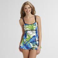 Jaclyn Smith Women's Swim Dress - Hibiscus at Kmart.com