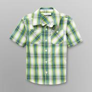 Toughskins Infant & Toddler Boy's Woven Shirt - Plaid at Sears.com