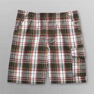 Toughskins Boy's Shorts - Plaid at Sears.com