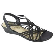Laura Scott Women's Sandal Louise - Black at Sears.com
