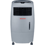 Honeywell 52 Pt. Indoor/Outdoor Portable Evaporative Air Cooler with Remote Control - Grey at Sears.com