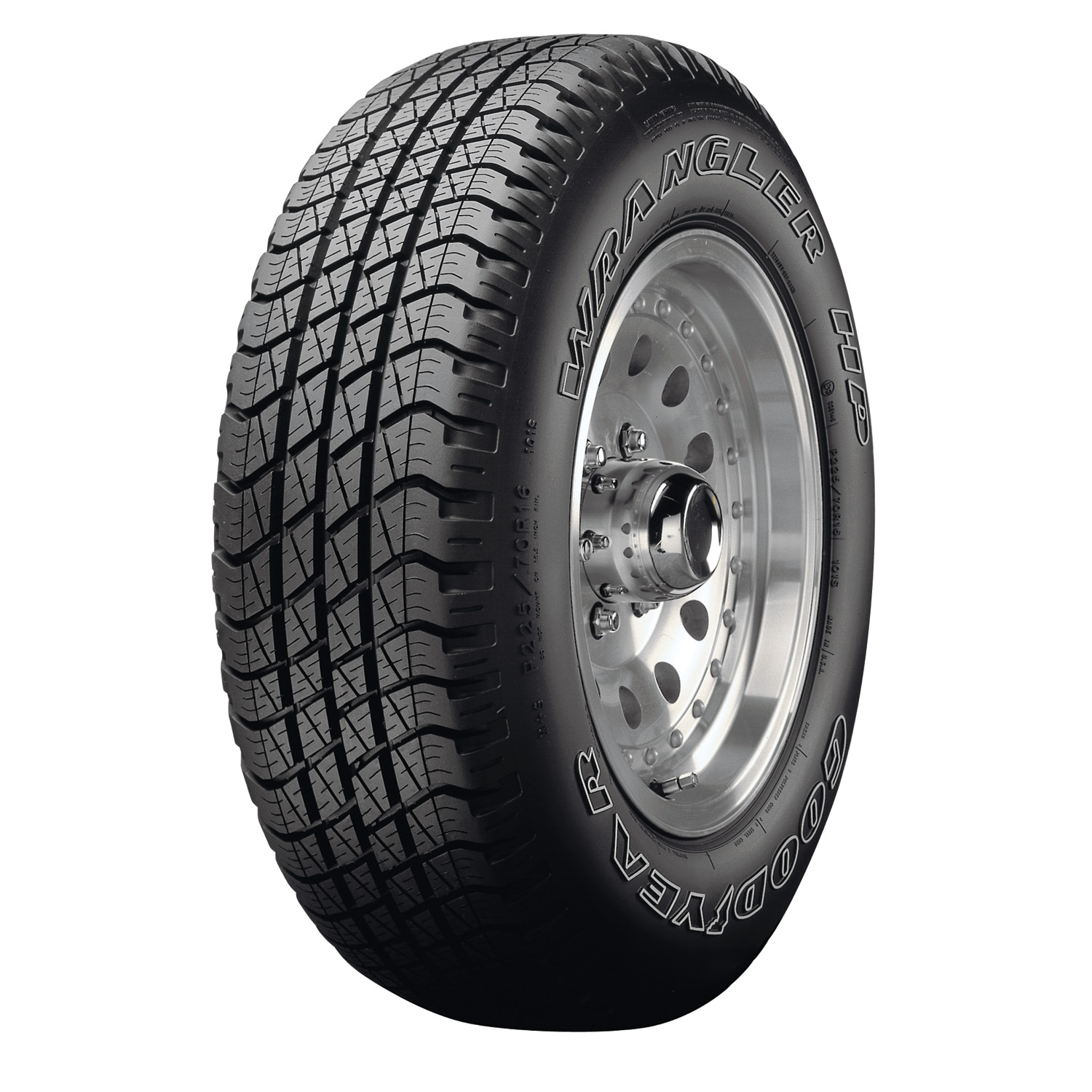 Goodyear  Wrangler HP - P265/70R17 113S BSW - All Season Tire