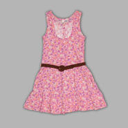 Route 66 Girl's Sleeveless Challis Dress at Kmart.com