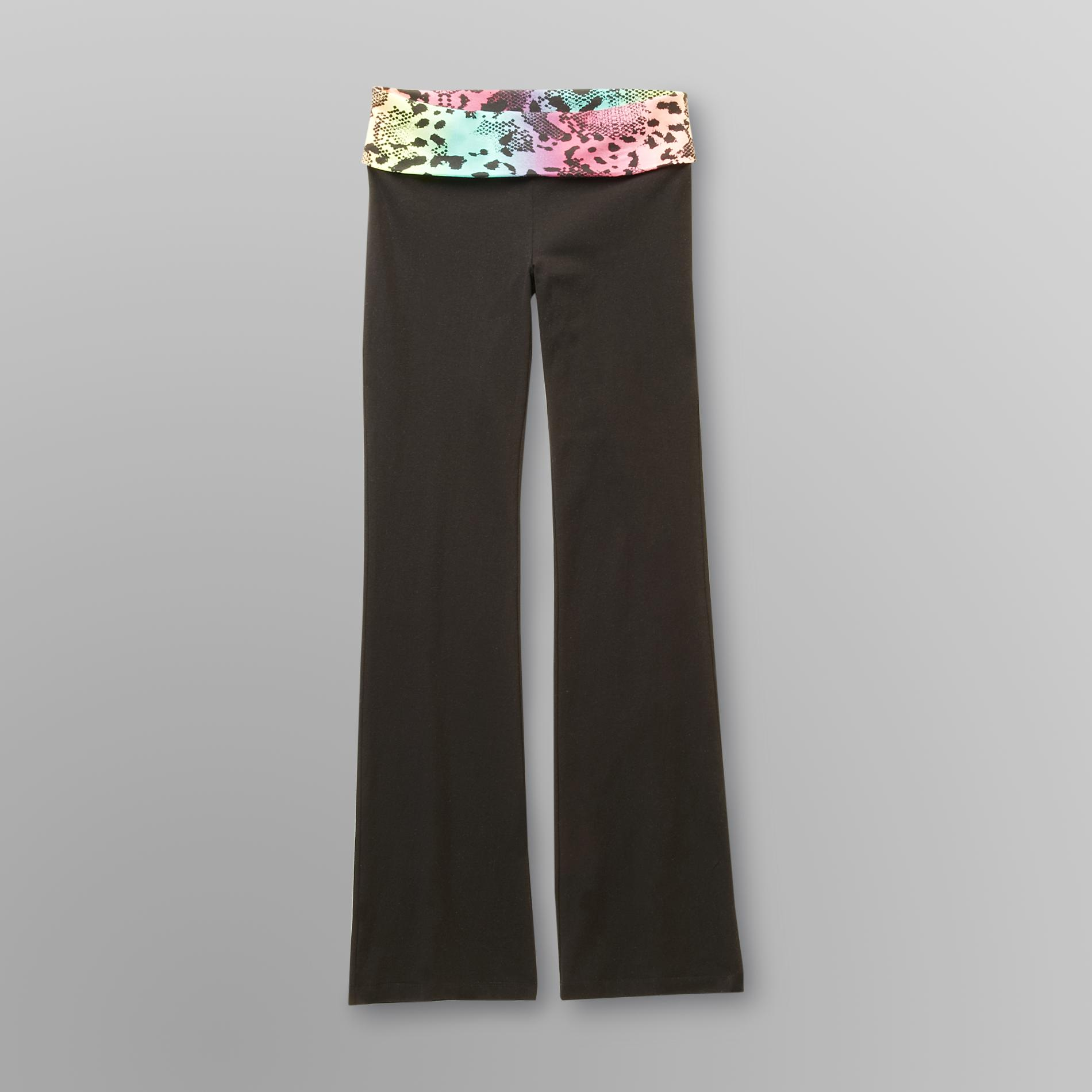 Joe Boxer Junior's Foil Snake Yoga Pants at Kmart.com