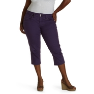 Levi's Women's Plus 542 Denim Capri Pants at Sears.com