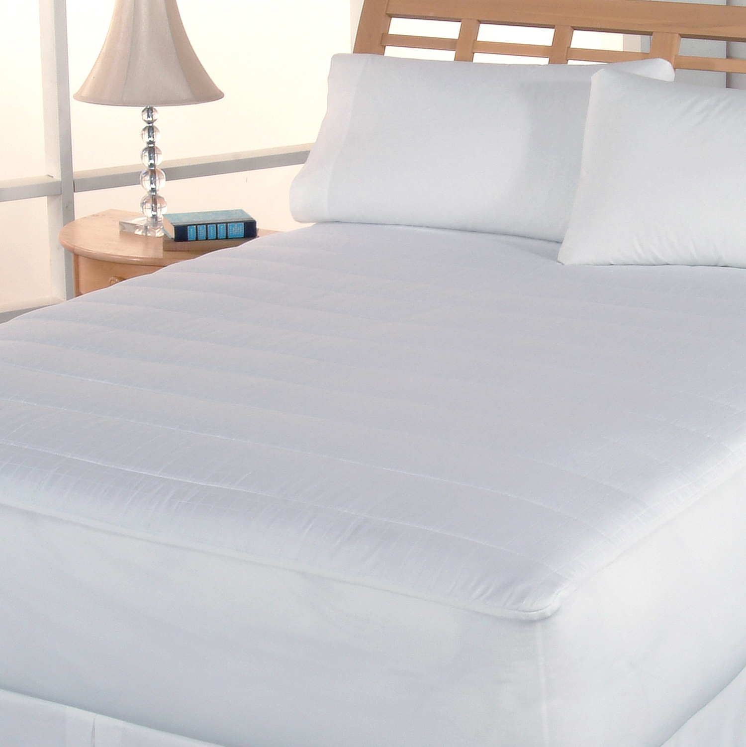 how to spot clean a mattress pad