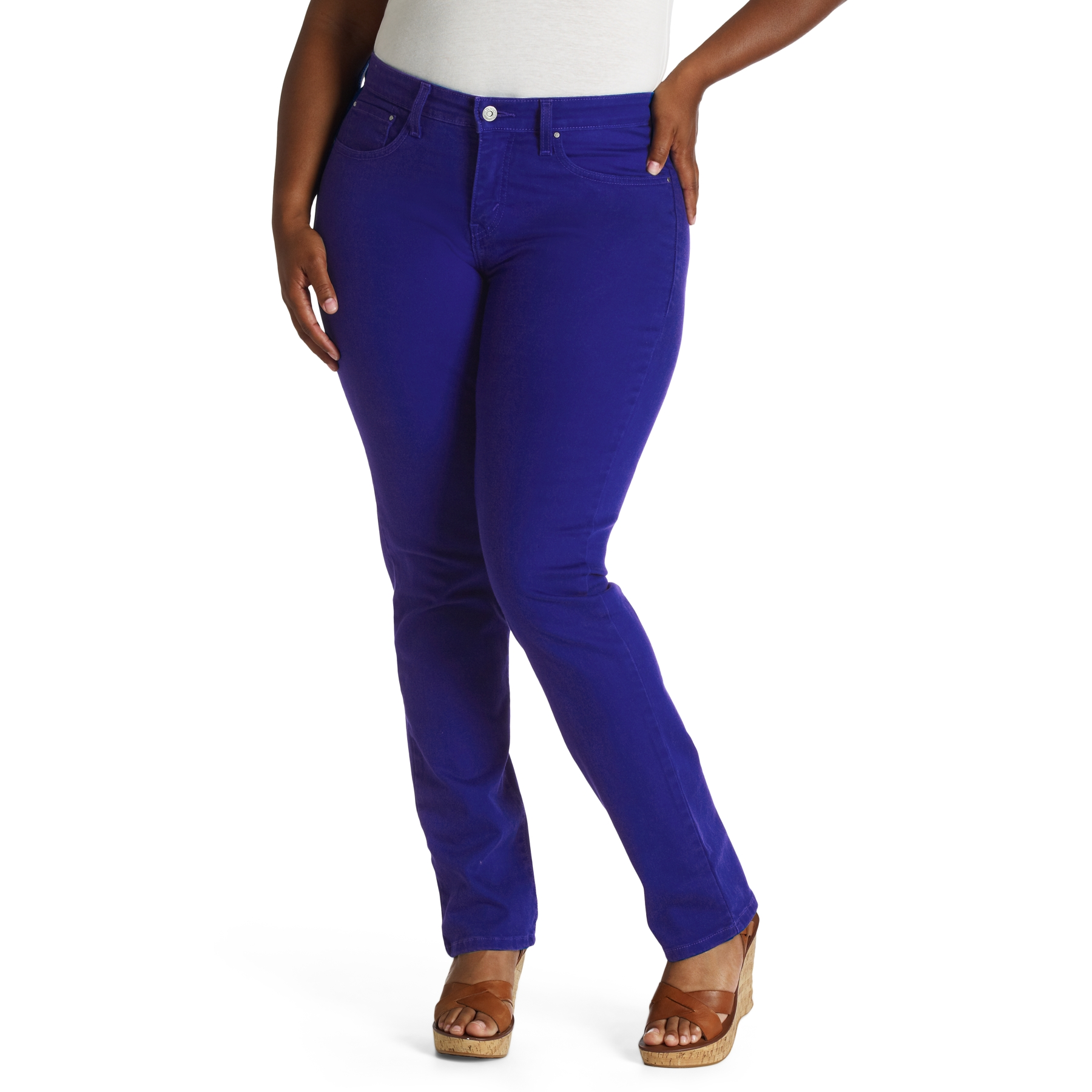 Levi's Women's Plus Colored Skinny Jeans at Sears.com