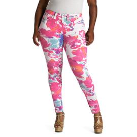 Levi's Women's Plus Flower Print Jean Leggings at Sears.com