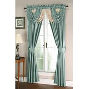 Essential Home Amore 54X84 Window set with Attached Valance and Tie Backs at Kmart.com