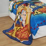 Disney Jake and the Never Land Pirates Kid's Fleece Throw at Kmart.com