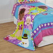 Disney Doc McStuffins Girl's Fleece Throw at Kmart.com