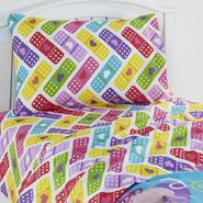 Disney Doc McStuffins Girl's Twin Sheet Set - Bandage Print at Kmart.com
