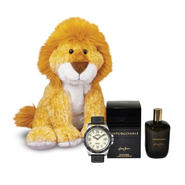 Timex Men's Watch with Fragrance & Stuffed Animal Bun...