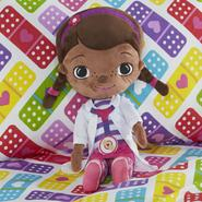 Disney 21-Inch Doc McStuffins Girls' Cuddle Pillow at Kmart.com