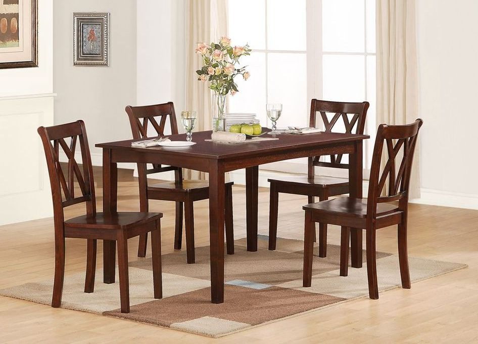 Sandra by Sandra Lee  5PC Dining Set-