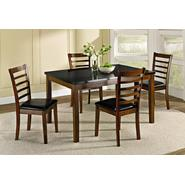 Essential Home Haverhill Faux Granite 5pc Dining Set at Kmart.com