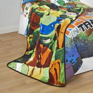 Nickelodeon Teenage Mutant Ninja Turtles Boy's Throw Blanket at Kmart.com