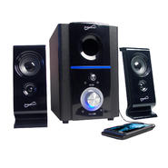 Supersonic 2.1 Multimedia Speaker System with USB/SD Inputs at Sears.com