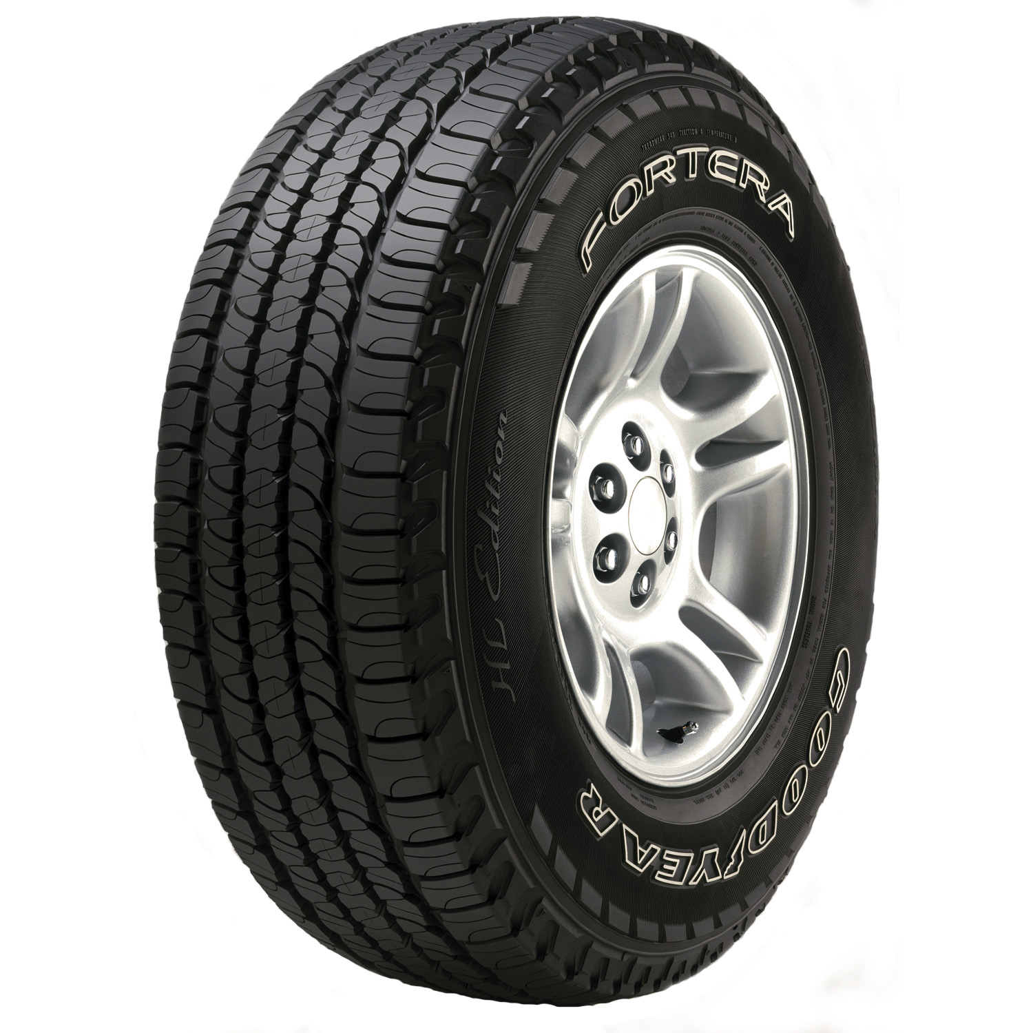 Fortera HL - P255/65R18 109S SL BSL - All Season Tire