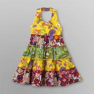Blueberi Boulevard Infant & Toddler Girl's Halter Dress - Tribal at Sears.com