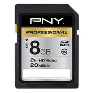 PNY 8GB SDHC Class 10 Memory Card at Kmart.com