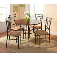 Essential Home Whitney 5 pc Dining Set at Kmart.com