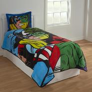 Marvel Avengers Boy's Plush Blanket at Kmart.com