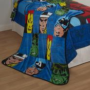 Marvel Avengers Boy's Fleece Throw at Kmart.com