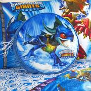 Skylanders Multicolored Zap Water Dragon Foam and Fiber Pillow at Sears.com
