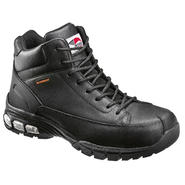 Avenger Safety Footwear Men's Composite Toe Waterproof Electrical Hazard Hiker Black at Sears.com