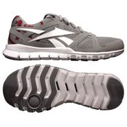 Reebok Men's Sublite Train 1.0 Cross Training Athletic Shoe - Grey/White/Red at Sears.com