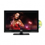 "Naxa 24"" Widescreen Full 1080P HD LED Television with Built-In Digital TV Tuner & USB/SD Inputs & DVD Player at Kmart.com"