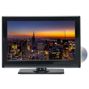 "Sharper View 24"" Widescreen LED HDTV with Built-In DVD Player at Sears.com"