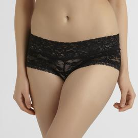 Jaclyn Smith Women's Lace Hipster Panties at Kmart.com