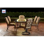Agio Bella Luna 7pc Lighted Dining Set at Kmart.com