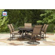 Garden Oasis Dewitt 7pc Sling Dining Set at Kmart.com