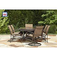 Garden Oasis Dewitt 7pc Sling Dining Set at Sears.com